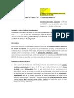 DEMANDA RECONOCIMIENTO JUDICIAL DE UNION DE HECHO.docREWYWY.doc