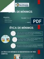 Etica de Minimos_trabajo Grupal