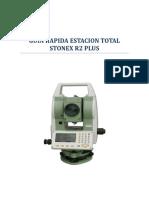 Manual Stonex