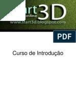 3D Studio Max - Curso Introdut Rio (BR)