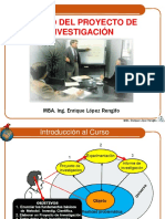 Diseño de Proyecto de Investigacion Cientifica -UCV