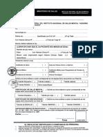 solicitud documentos noguchi peru