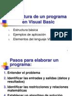 3ra 4ta Estructura de Un Prog 2011B