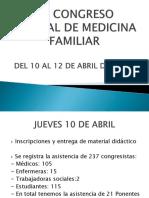 Xv Congreso Estatal de Medicina Familiar
