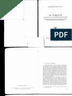 Alejandro Diez Macho El Targum Introduccion a Las Traducciones Aramaicas de La Biblia