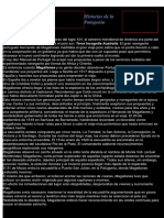 Bruno Sanfilippo - Historias de La Patagonia