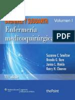 Enfermería Medico Quirurgica Brunner y Suddarth 12 ed. 2015 (Vol 1).pdf