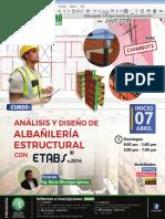 Analisis y Diseño de Albañileria Ing Mario0