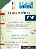 Proceso Analitico Teoria