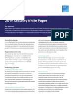 SecurityWhitePaper UPDATE 022019