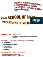 All Mycoses Sgd Ppt