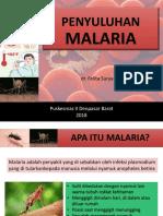 Penyuluhan Malaria Felita