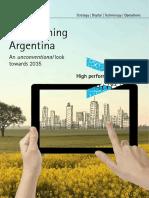 Accenture - Reimagining Argentina - An Unconventional Look Towards 2035