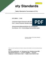 KTA Standard