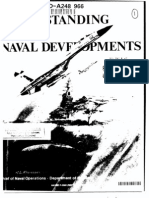 Understanding Soviet Naval Developments 6th Ed.