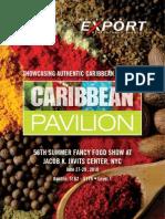 Caribbean Pavilion Brochure