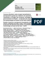 Consenso brasileiro sobre terapia hemodinâmica perioperatória guiada por objetivos 2016.pdf
