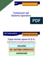 Instalacion Del-Sisema Operativo