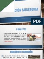 PARTICIÓN SUCESORIA 2