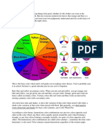 Colors are important to making things look good.docx