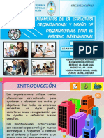 ESTRUCTURA ORGANIZACIONAL- DISEÑO INTERNACIONAL.ppt