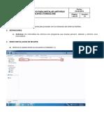 Instructivo Para Instalar Antivirus Mcafee Standalone