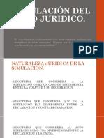 SIMULACIÓN DEL ACTO JURIDICO.pptx