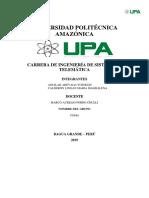 Sistema de Información Administrativo