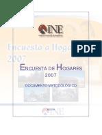 Publicacion Encuesta de Hogares 2007.pdf
