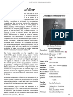 John D. Rockefeller - Biografia
