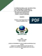 Peningkatan Prestasi Belajar Matematika Tutor Sebaya.pdf
