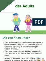 3,Diet for Older People