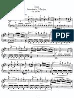 Sonatinas Petrucci