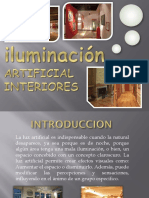 Iluminacion Artificial Interior