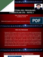 CFA Presentación