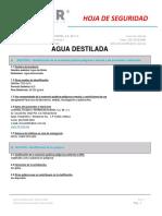 MSDS AGUA DESTILADA.pdf