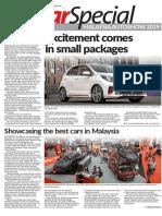 Malaysia Autoshow 2019 - 7 April 2019