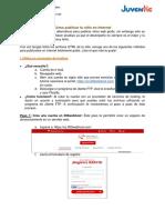 Como publicar un sitio web