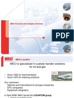 V4 MECI General Presentation Company Products Overview
