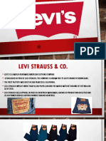 Levis History