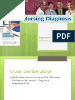 Diagnosis Keperawatann