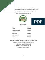 laporan Posisi Keuangan Dan Arus Kas, Kel 4 AKM