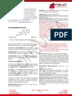 FEUM - Tratamiento de Sulfadiazina de Ag