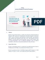 Informe Curso Introducción Al Spp