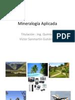 Mineralogía Aplicada clases.pptx