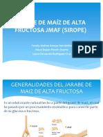 Jarabe de Maíz de Alta Fructosa Jmaf (Sirope))