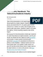 The Industry Handbook