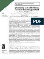 Paper crowdsourcing