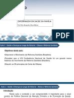 AULA 1 Saúde e Doença Ao Longo Da Historia_Carta de Otawa_Reforma Sanitária