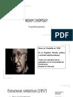 7. Noam Chomsky